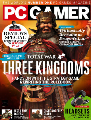 PC Gamer (UK) Issue 328