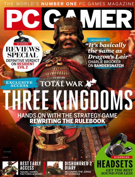 PC Gamer (UK) February 07, 2019 00:00