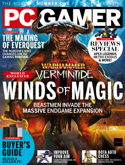 PC Gamer (UK) March 07, 2019 00:00