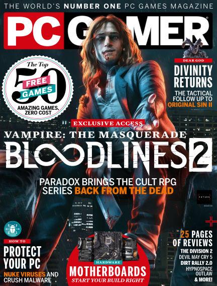 PC Gamer (UK) April 04, 2019 00:00