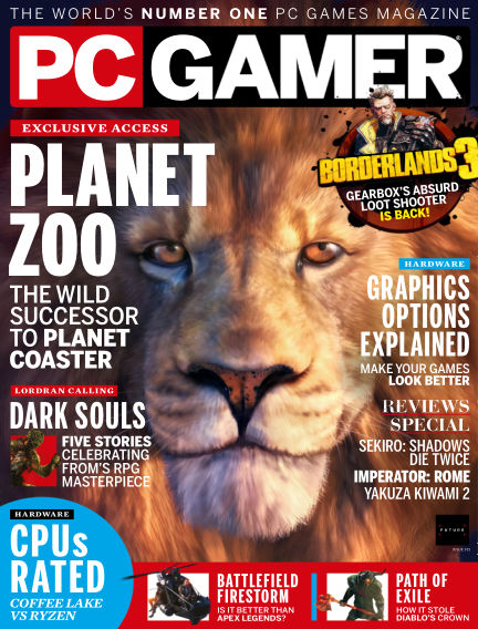 PC Gamer (UK) May 02, 2019 00:00