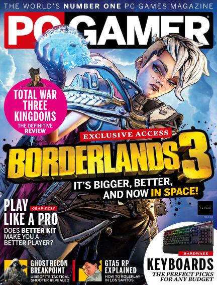 PC Gamer (UK) May 30, 2019 00:00