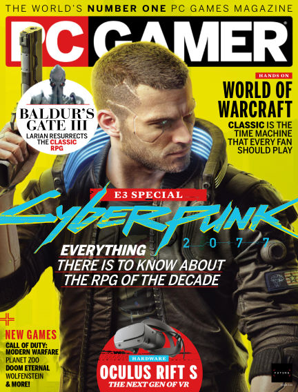 PC Gamer (UK) June 27, 2019 00:00