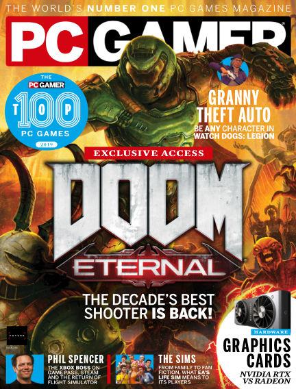 PC Gamer (UK) July 25, 2019 00:00