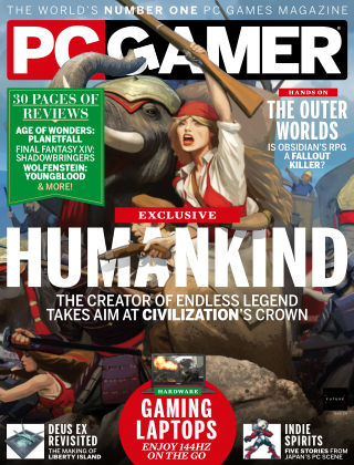 PC Gamer (UK) Issue 335