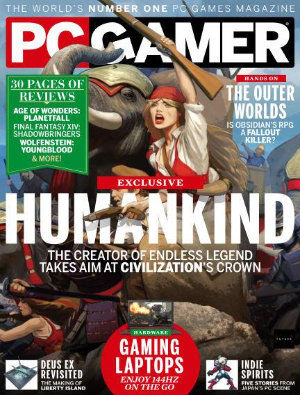 PC Gamer (UK) August 22, 2019 00:00