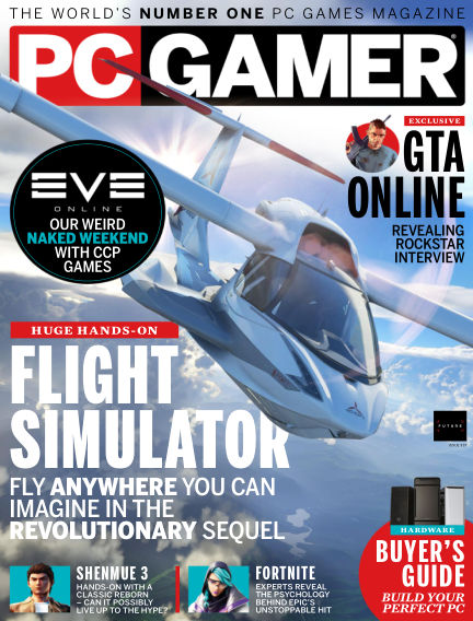 PC Gamer (UK) October 17, 2019 00:00