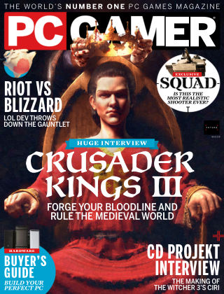 PC Gamer (UK) Issue 338