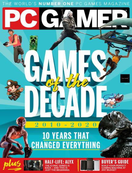 PC Gamer (UK) January 09, 2020 00:00
