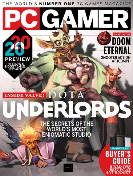 PC Gamer (UK) February 06, 2020 00:00