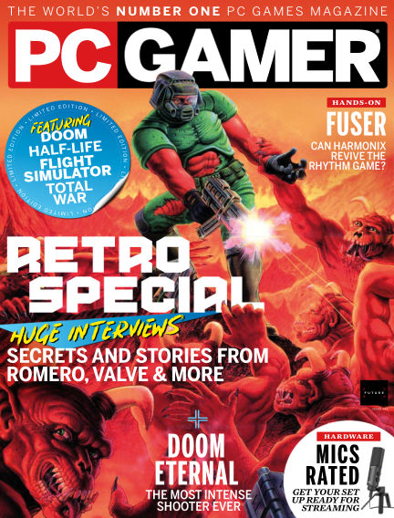 PC Gamer (UK) April 02, 2020 00:00