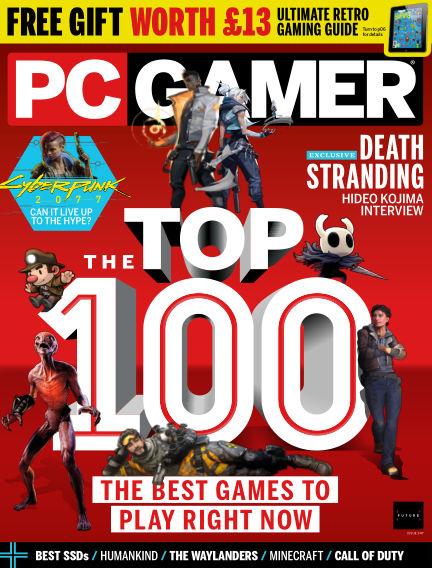 PC Gamer (UK) July 23, 2020 00:00