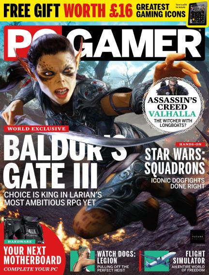 PC Gamer (UK) August 20, 2020 00:00