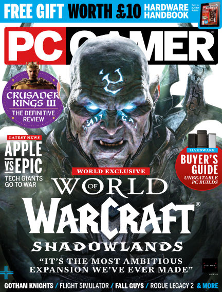 PC Gamer (UK) September 17, 2020 00:00