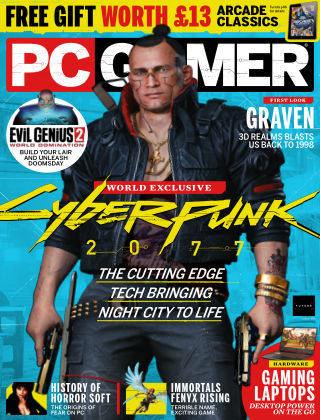 PC Gamer (UK) December 2020