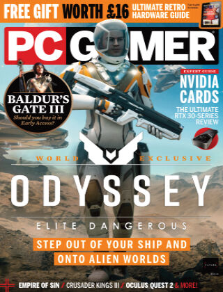PC Gamer (UK) Xmas 2020