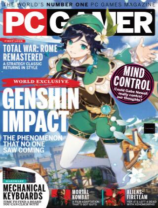 PC Gamer (UK) May 2021
