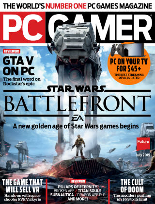 PC Gamer (US) July 2015