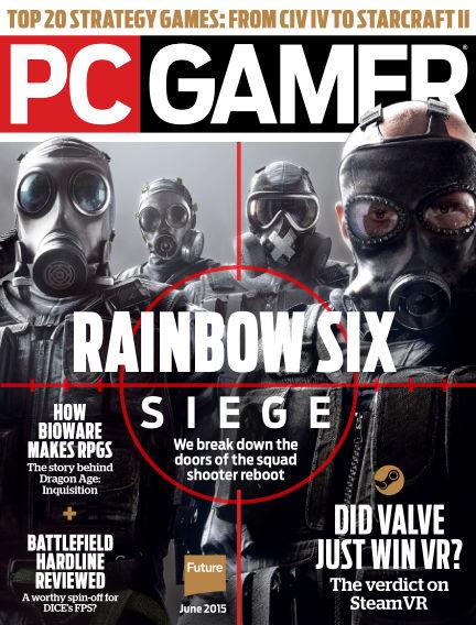 PC Gamer (US) April 28, 2015 00:00