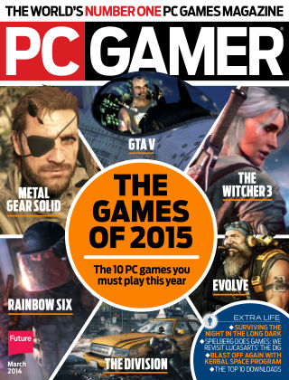 PC Gamer (US) March 2015