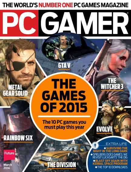 PC Gamer (US) February 03, 2015 00:00