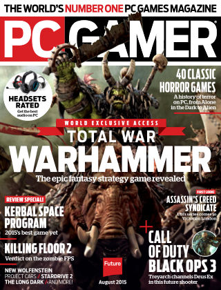 PC Gamer (US) August 2015