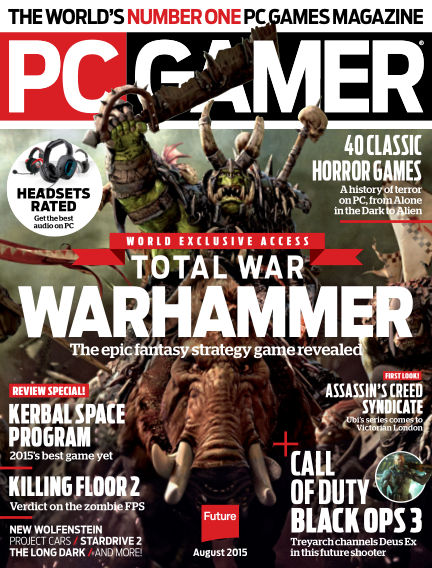 PC Gamer (US) June 23, 2015 00:00