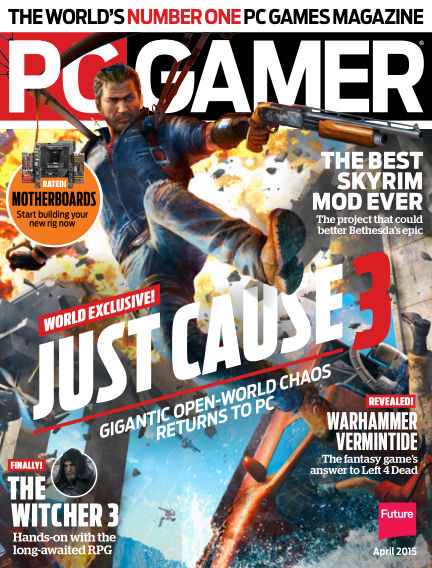 PC Gamer (US) March 03, 2015 00:00