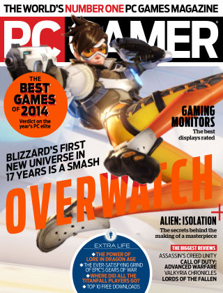 PC Gamer (US) February 2015