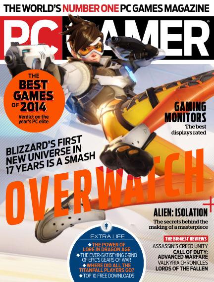 PC Gamer (US) January 06, 2015 00:00