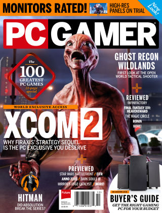 PC Gamer (US) October 2015