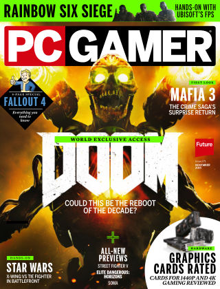 PC Gamer (US) November 2015