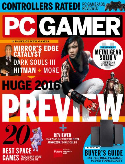 PC Gamer (US) October 13, 2015 00:00