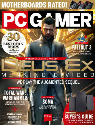 PC Gamer (US) Holiday 2015