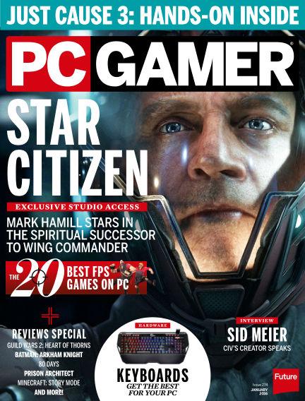 PC Gamer (US) December 08, 2015 00:00
