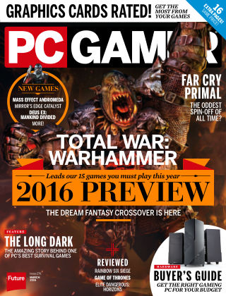 PC Gamer (US) March 2016