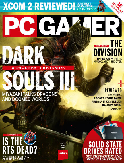PC Gamer (US) March 01, 2016 00:00