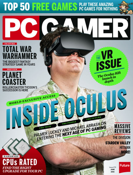 PC Gamer (US) April 26, 2016 00:00