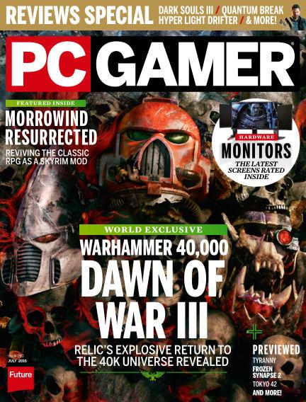 PC Gamer (US) May 24, 2016 00:00