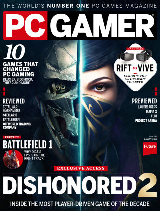 PC Gamer (US) August 2016