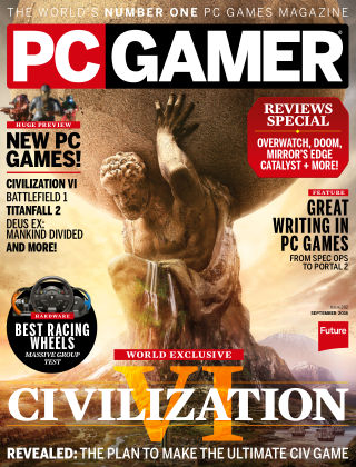 PC Gamer (US) September 2016