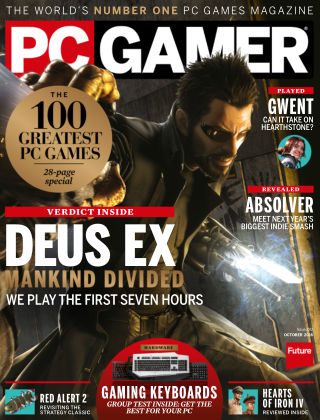 PC Gamer (US) October 2016