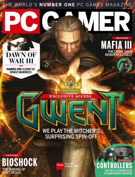 PC Gamer (US) October 11, 2016 00:00