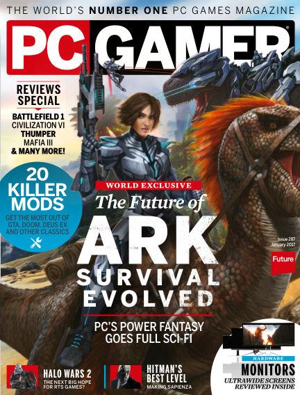 PC Gamer (US) December 06, 2016 00:00