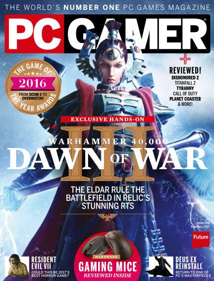 PC Gamer (US) January 03, 2017 00:00