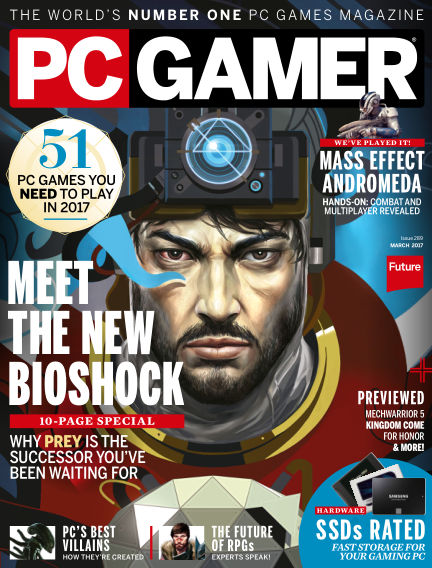PC Gamer (US) January 31, 2017 00:00