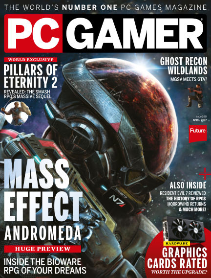 PC Gamer (US) February 28, 2017 00:00
