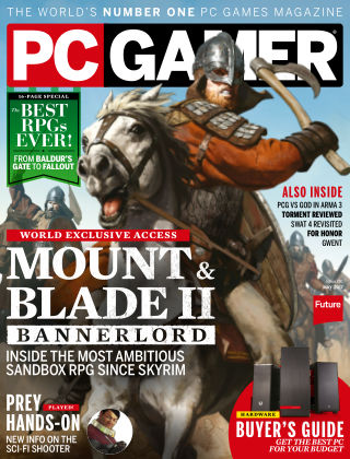 PC Gamer (US) May 2017