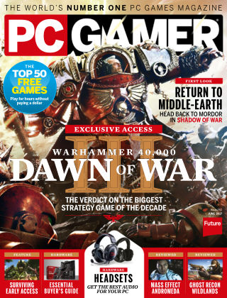 PC Gamer (US) Jun 2017