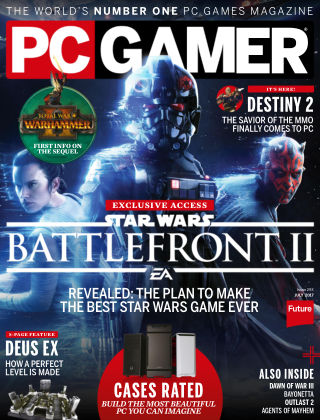 PC Gamer (US) Jul 2017